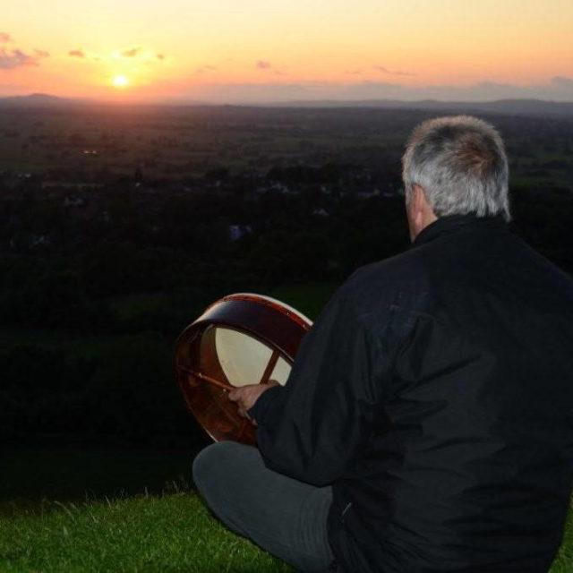 Jan Tetteroo in Glastonbury